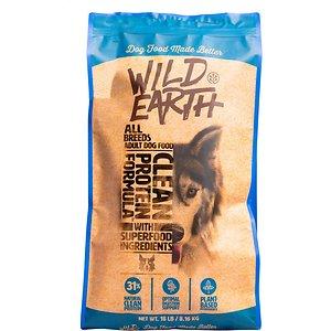 Wild Earth Clean Protein Formula Vegan Dry Adult Dog Food