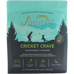 Jiminy's Cricket Crave Dry Dog Food