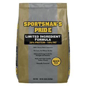 Sportsman's Pride Limited Ingredient Formula 26/18 Dry Dog Food