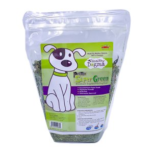 Healthy Dogma PetMix Super Green Grain-Free Supplemental Dog Food
