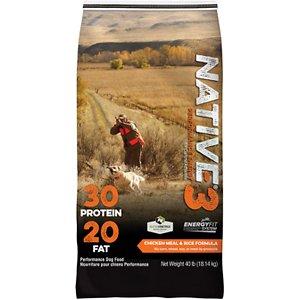 Blue Seal Native Level 3 Dry Dog Food