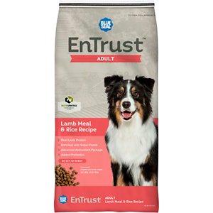 Blue Seal EnTrust Adult Lamb Meal & Rice Recipe Dry Dog Food