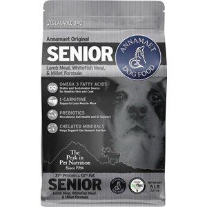 Annamaet Original 31% Senior Dry Dog Food