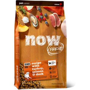Now Fresh Grain-Free Senior Formula Dry Dog Food