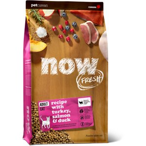 Now Fresh Grain-Free Adult Formula Dry Cat Food