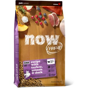 Now Fresh Grain-Free Senior Dry Cat Food