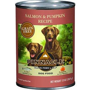 Pinnacle Salmon & Pumpkin Recipe Grain-Free Wet Dog Food