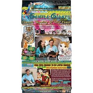 Gentle Giants Chicken & Fish Dry Cat Food