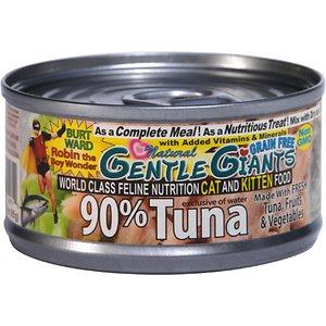 Gentle Giants Tuna Grain-Free Wet Cat Food