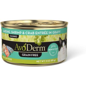AvoDerm Natural Grain-Free Sardine