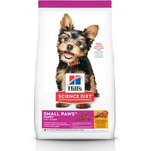 Hill's Science Diet Puppy Small Paws Chicken Meal