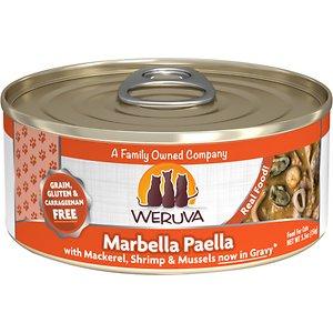 Weruva Marbella Paella with Mackerel
