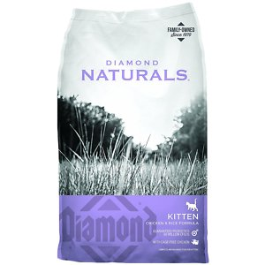 Diamond Naturals Kitten Formula Dry Cat Food