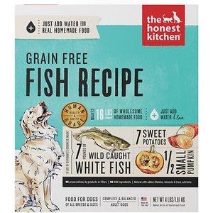 The Honest Kitchen Fish Recipe Grain-Free Dehydrated Dog Food