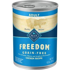 Blue Buffalo Freedom Adult Chicken Recipe Grain-Free Canned Dog Food