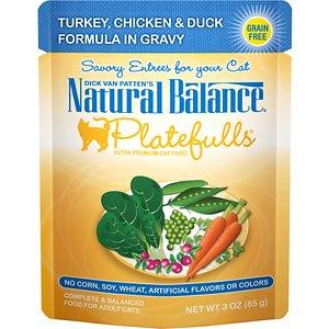 Natural Balance Platefulls Turkey