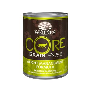 Wellness CORE Grain-Free Weight Management Formula Canned Dog Food