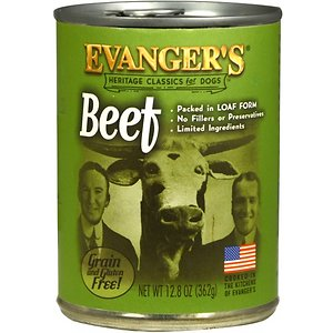 Evanger's Classic Recipes Beef Grain-Free Canned Dog Food