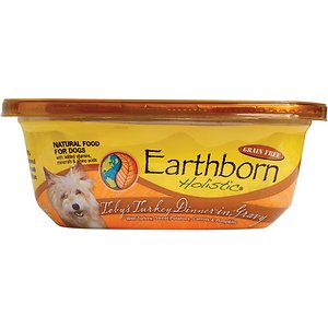 Earthborn Holistic Toby's Turkey Dinner Grain-Free Natural Moist Dog Food