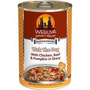 Weruva Wok the Dog with Chicken
