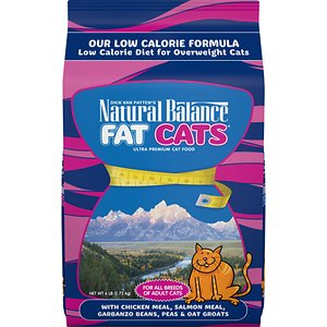 Natural Balance Fat Cats with Chicken Meal