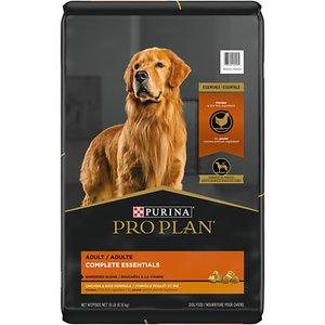 Purina Pro Plan Adult Shredded Blend Chicken & Rice Formula Dry Dog Food