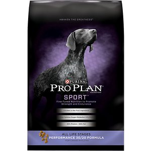 Purina Pro Plan Sport All Life Stages Performance 30/20 Chicken & Rice Formula Dry Dog Food