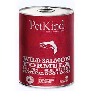 PetKind That's It! Wild Salmon Grain-Free Canned Dog Food