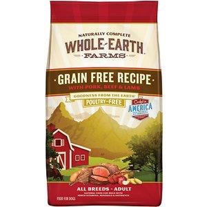 Whole Earth Farms Grain-Free Pork