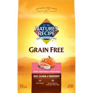 Nature's Recipe Grain-Free Salmon