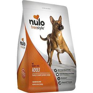 Nulo Freestyle Grain-Free Turkey & Sweet Potato Recipe Dry Dog Food