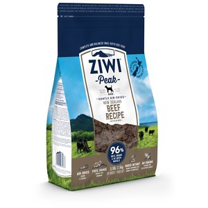 Ziwi Peak Beef Grain-Free Air-Dried Dog Food