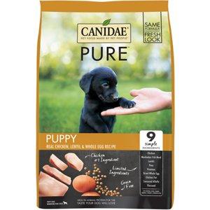 CANIDAE Grain-Free PURE Puppy Limited Ingredient Chicken
