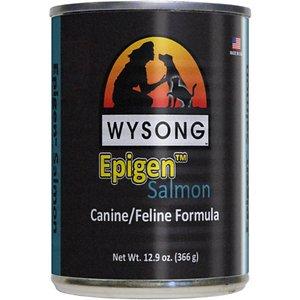 Wysong Epigen Salmon Formula Grain-Free Canned Dog Food