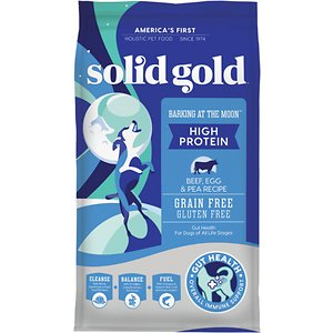 Solid Gold Barking at the Moon High Protein Grain-Free Beef