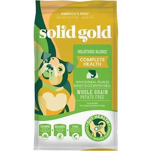Solid Gold Holistique Blendz with Oatmeal