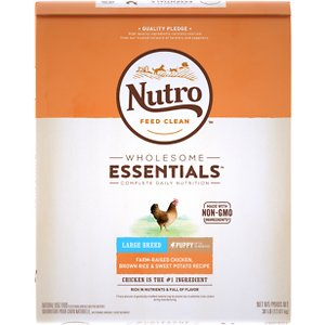 Nutro Wholesome Essentials Large Breed Puppy Farm Raised Chicken