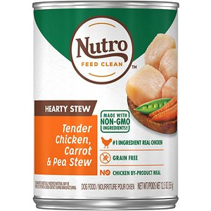Nutro Hearty Stew Tender Chicken