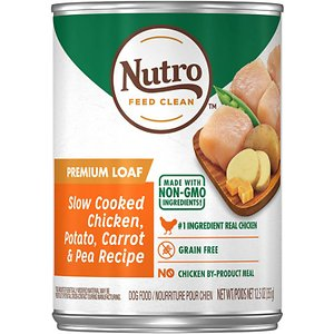 Nutro Grain-Free Premium Loaf Slow Cooked Chicken