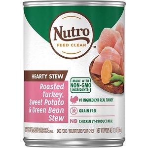 Nutro Hearty Stew Turkey
