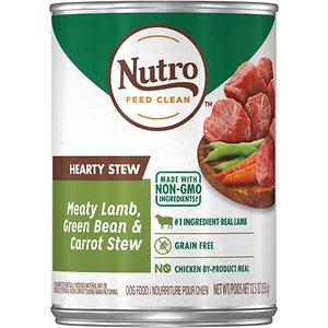 Nutro Hearty Stew Meaty Lamb
