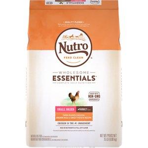 Nutro Wholesome Essentials Small Breed Adult Farm Raised Chicken