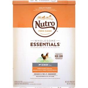 Nutro Wholesome Essentials Senior Farm Raised Chicken