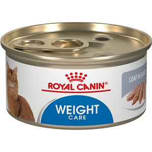 Royal Canin Feline Weight Care Loaf in Sauce Canned Cat Food