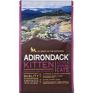 Adirondack Kitten Protein-Rich
