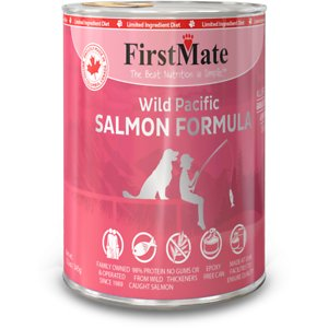 FirstMate Salmon Formula Limited Ingredient Grain-Free Canned Dog Food