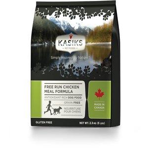 KASIKS Free Run Grain-Free Chicken Formula Dry Dog Food