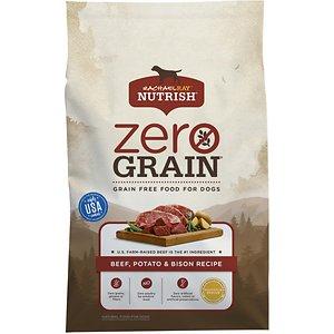 Rachael Ray Nutrish Zero Grain Natural Beef