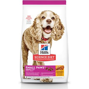 Hill's Science Diet Adult 11+ Small Paws Chicken Meal