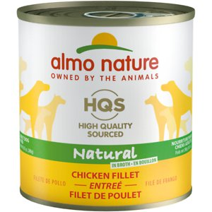 Almo Nature Legend HQS Natural Chicken Fillet Adult Grain-Free Canned Dog Food
